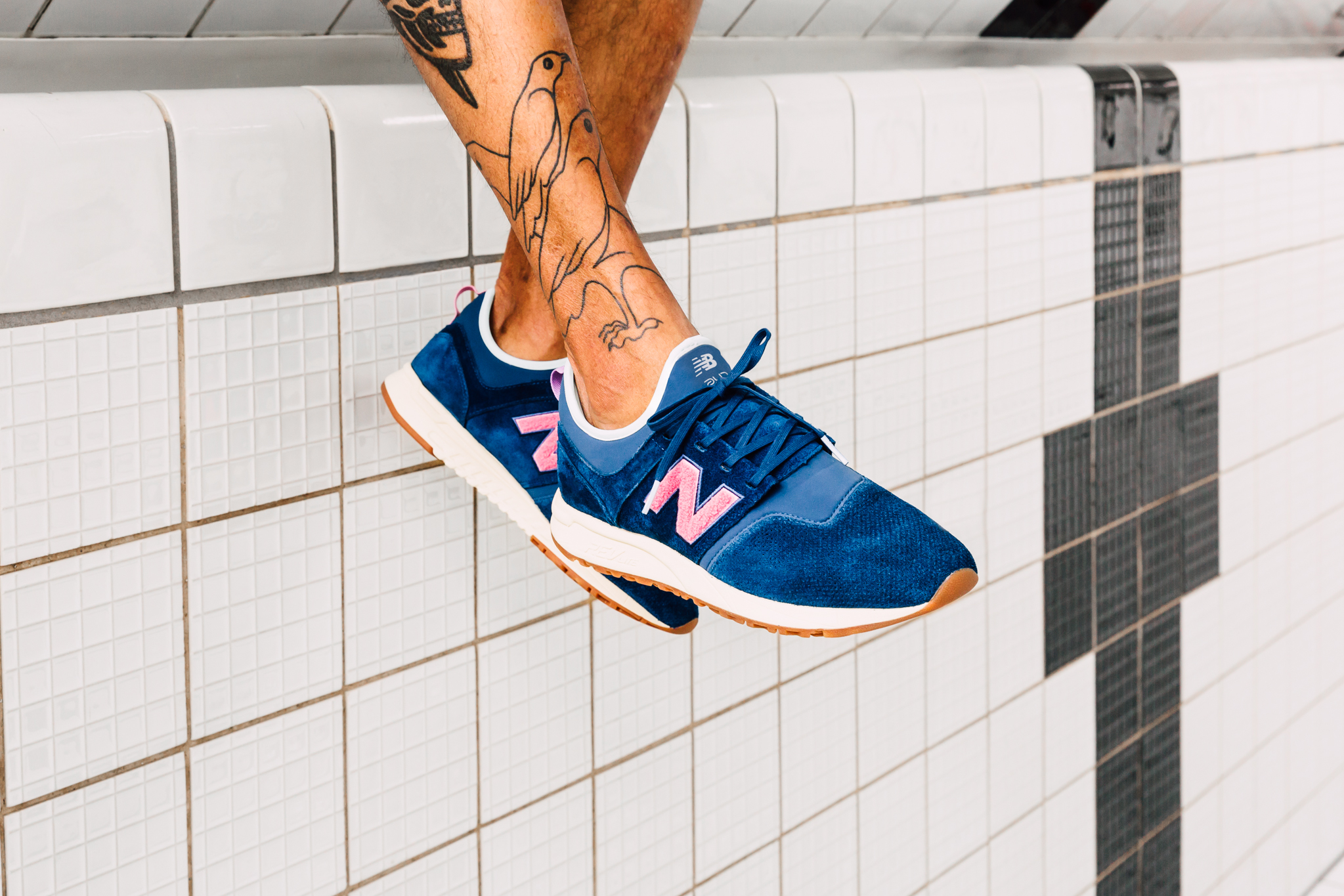 "Titolo x New Balance 247 ""Deep Into The Blue""⁩"