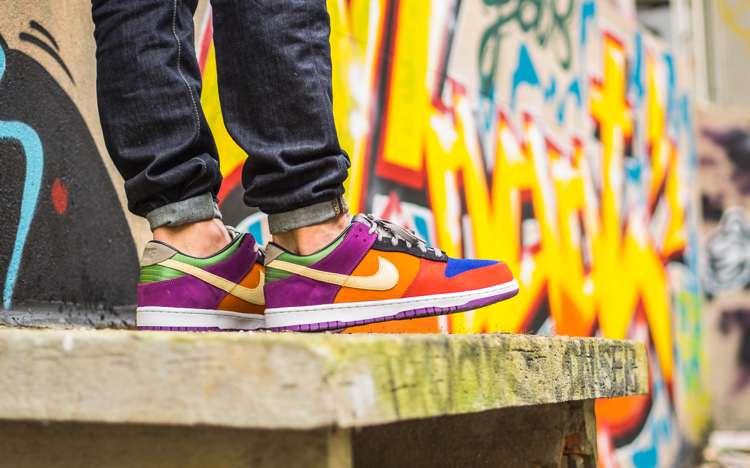 "NIKE DUNK LOW ""VIOTECH"" SP"