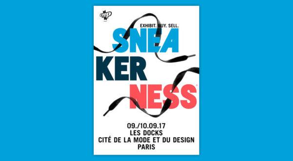 EVENT: SNEAKERNESS PARIS 2017