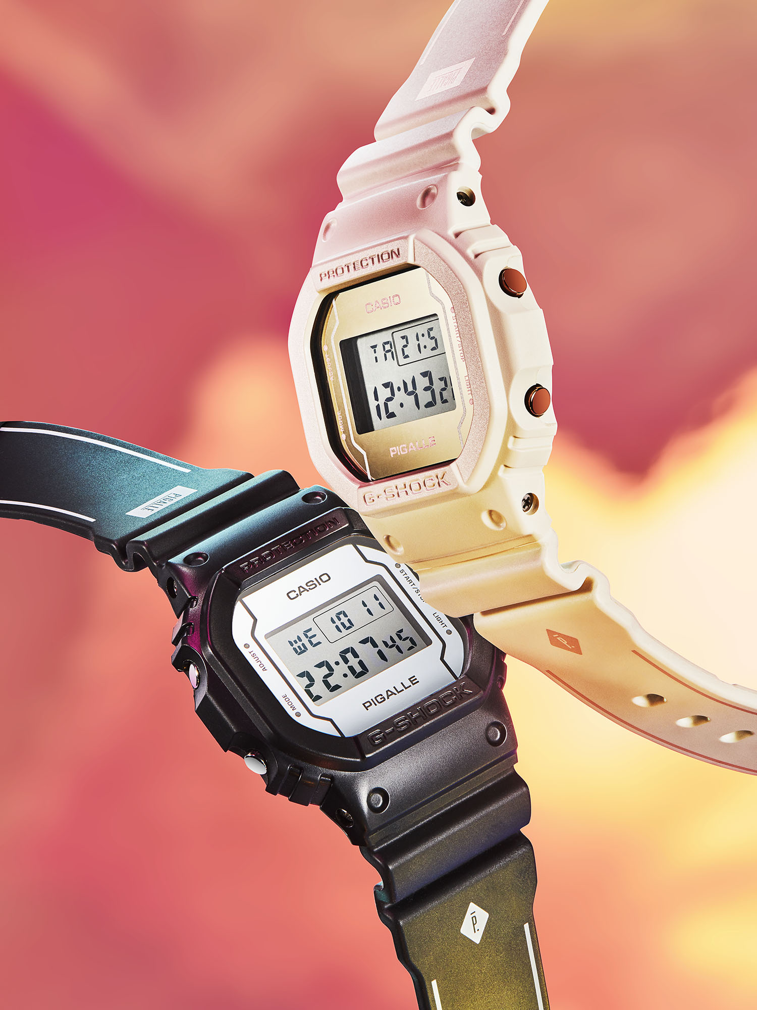 G-SHOCK X PIGALLE