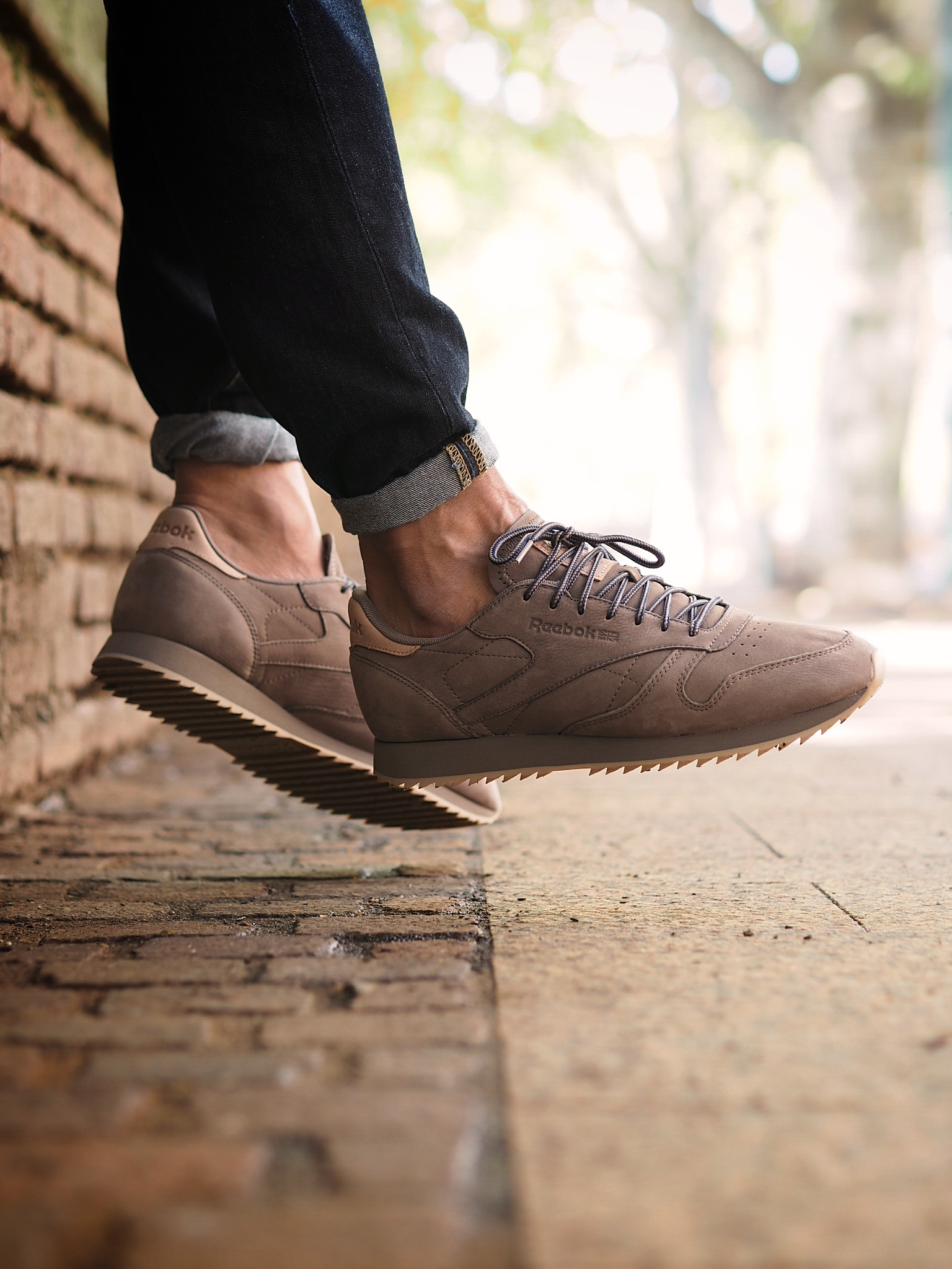 Reebok Classic Leather Ripple Vt- Footlocker Exclusive