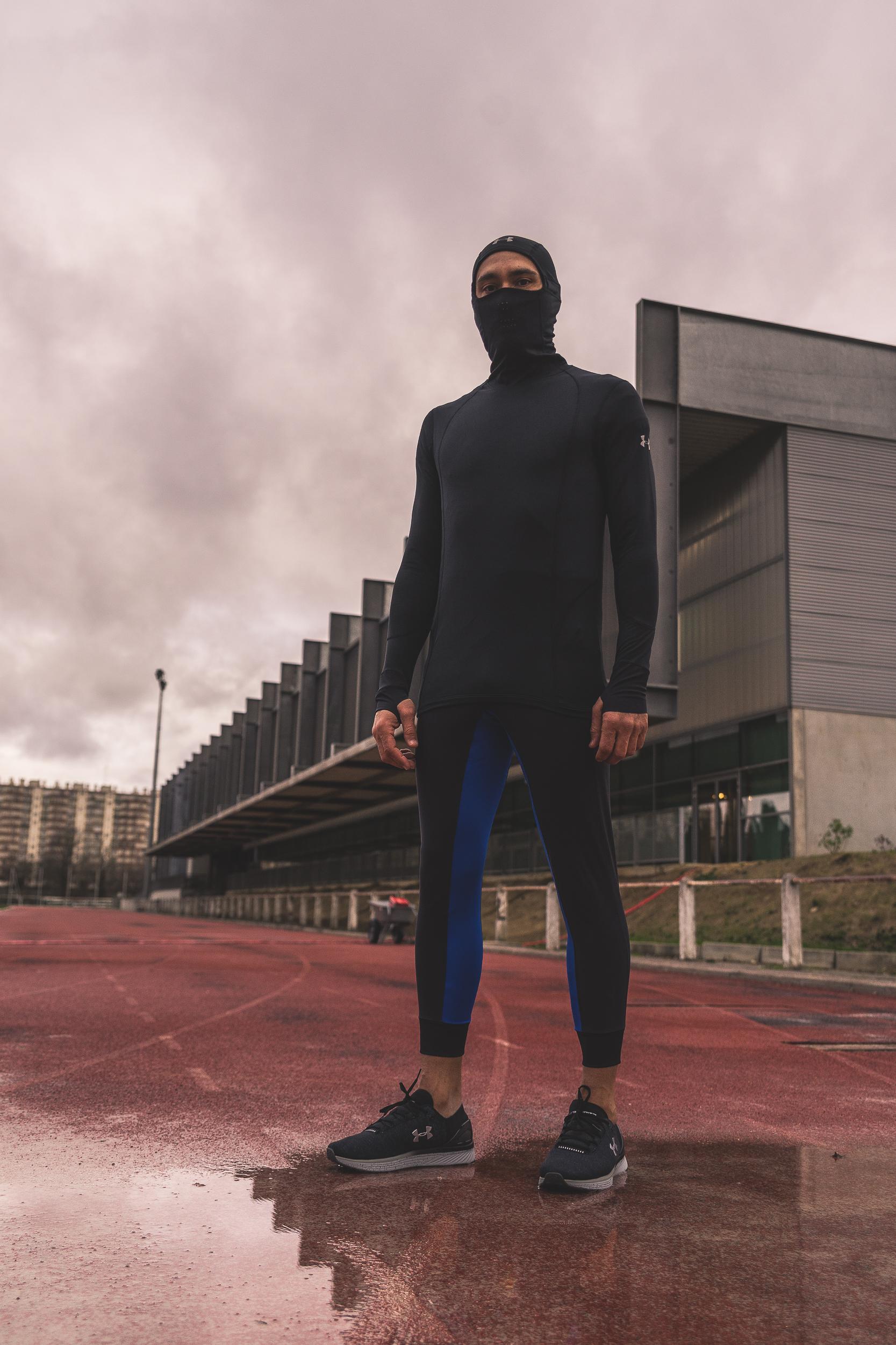 OUTFIT: En mode footing avec UNDER ARMOUR