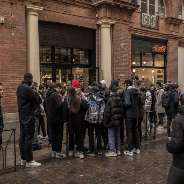 """REPORT: NIKE AIR MAX 1 X ATMOS """"Animal Pack"""" chez SIZE? à TOULOUSE (France)"""