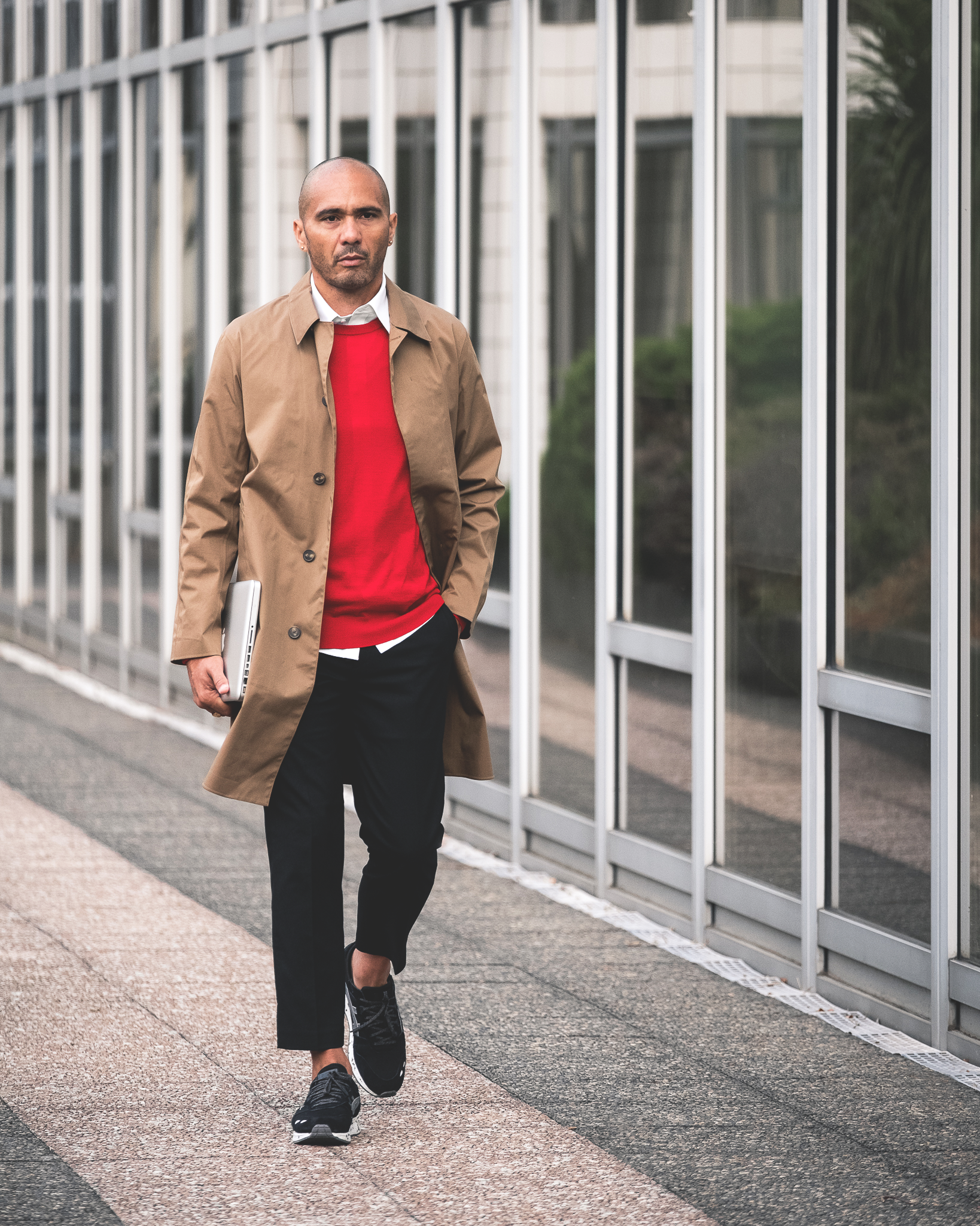 """OUTFIT: """"BACK TO WORK"""" avec UNIQLO"""