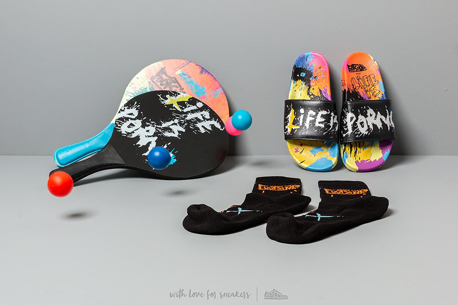 LIFE IS PORNO X FOOTSHOP - SLIDES SPECIAL PACK