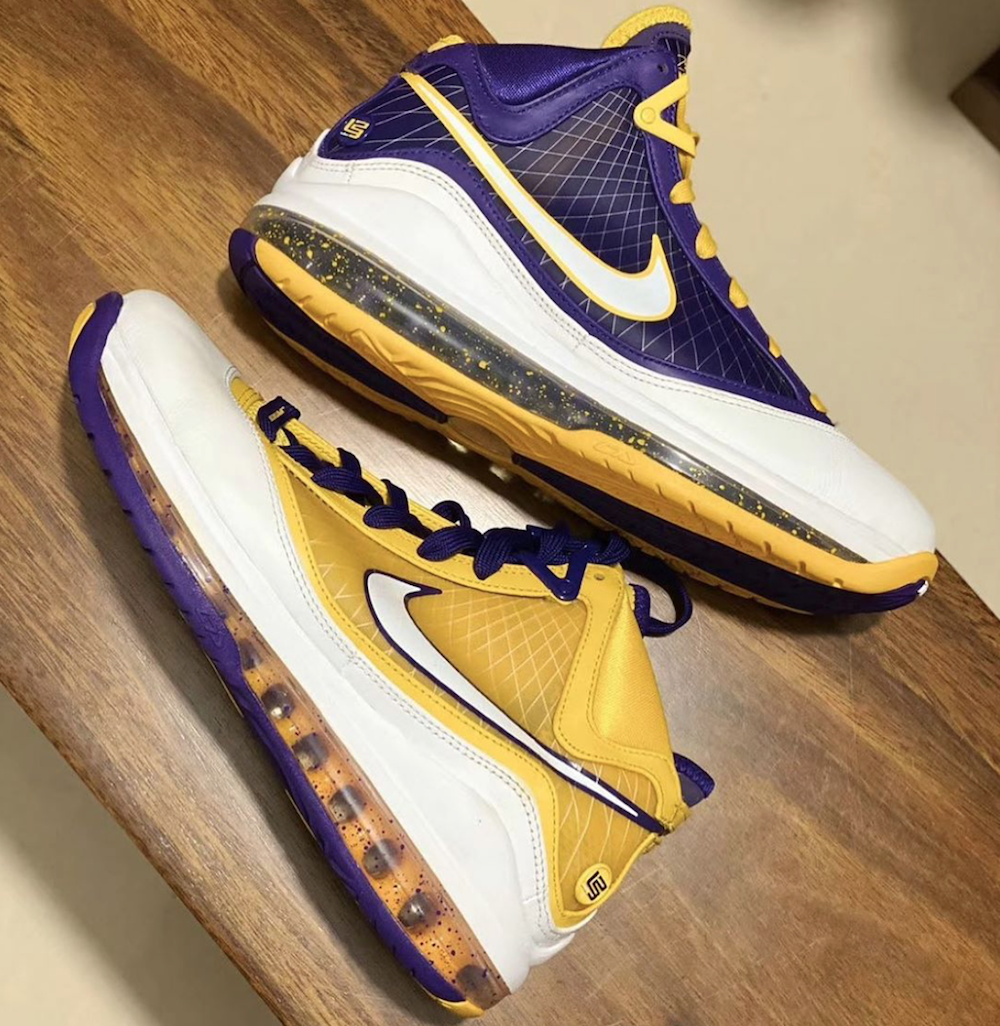 "NIKE LEBRON 7 ""MEDIA DAY"""
