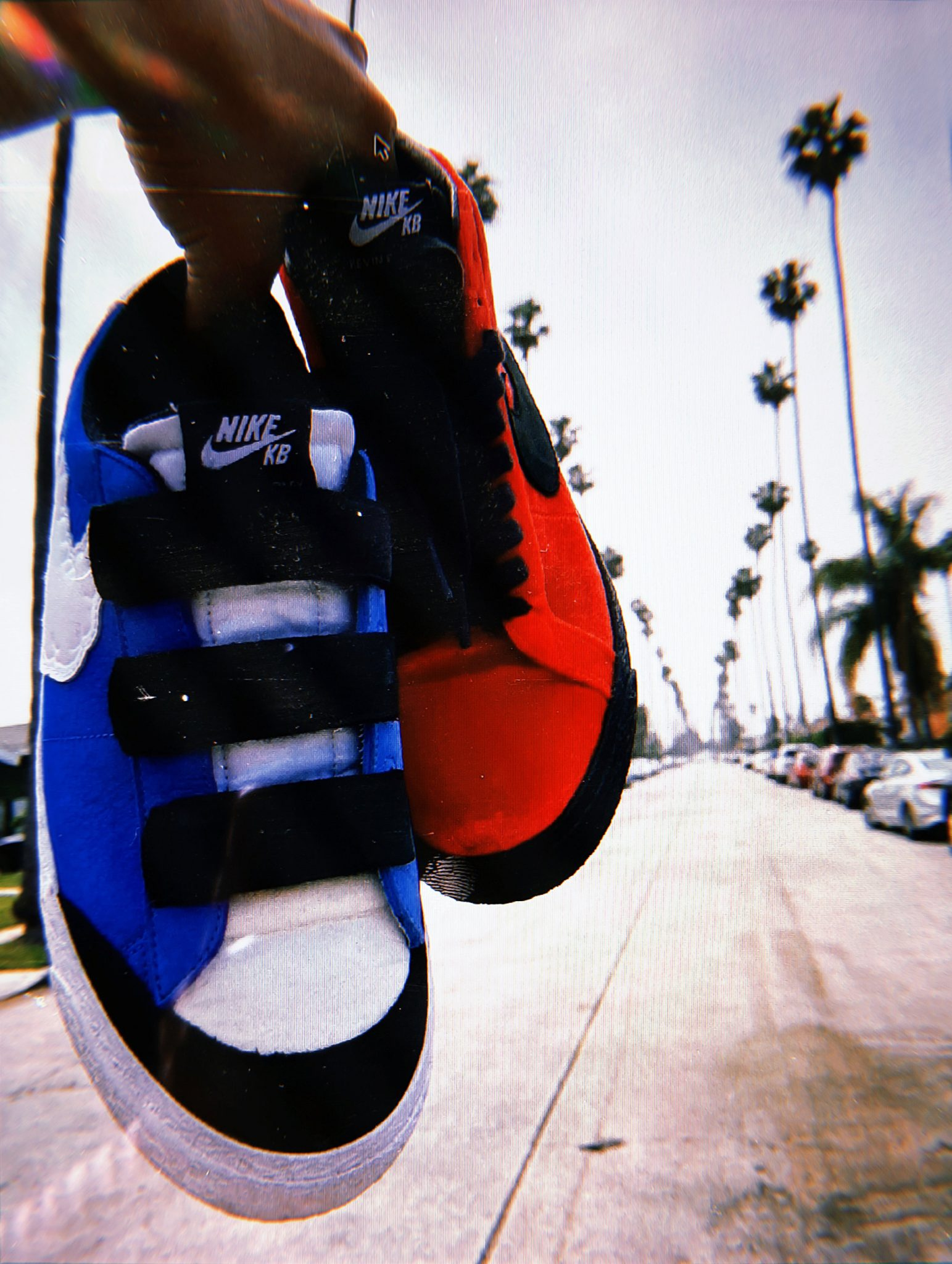 """KEVIN BRADLEY X NIKE SB """"KEVIN AND HELL"""""""