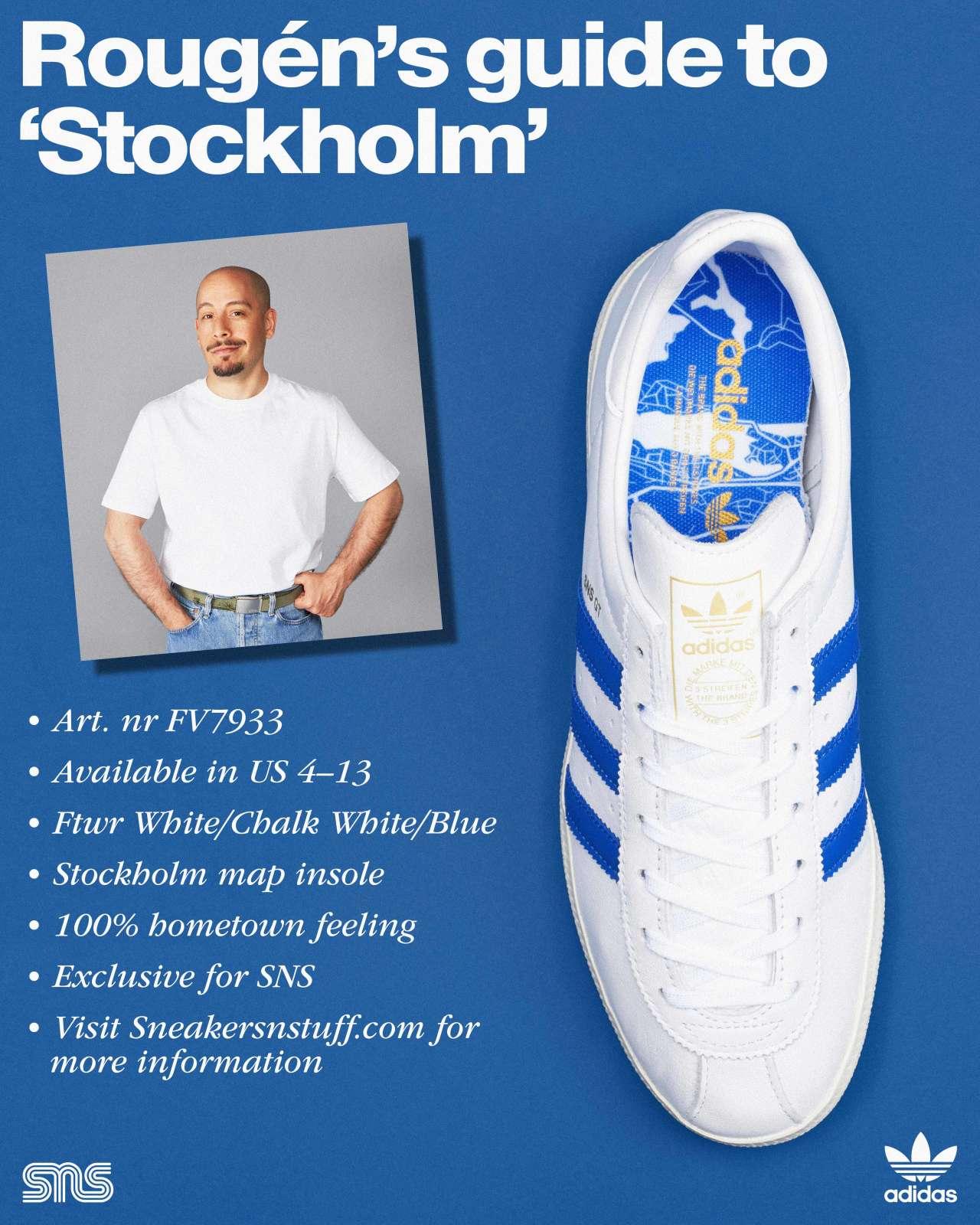 "ADIDAS x SNS ""Stockholm"""