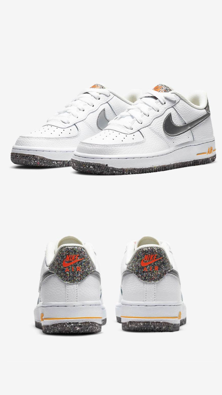 """NIKE AIR FORCE 1 """"CRATER"""""""