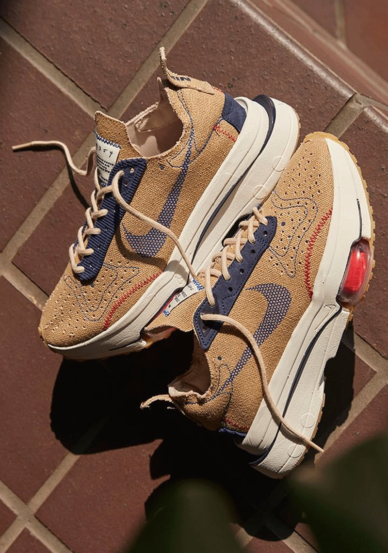 SIZE? x Nike Air Zoom Type « Hemp » - SELECTA BISSO