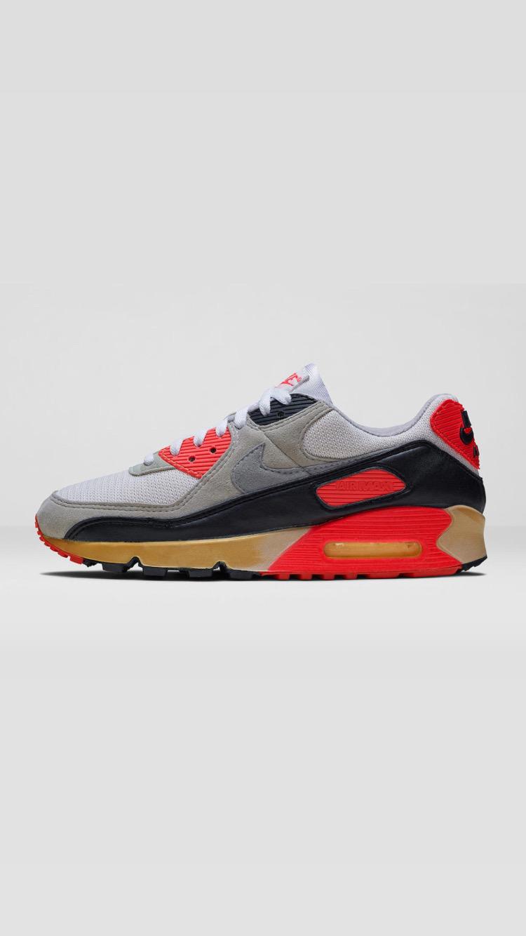 Nike Air Max 90 « Infrared »