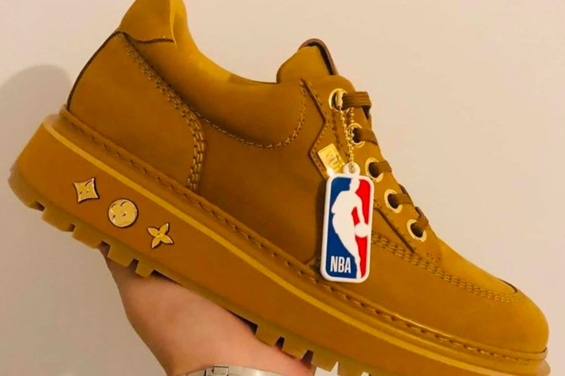 Boots NBA x Louis Vuitton