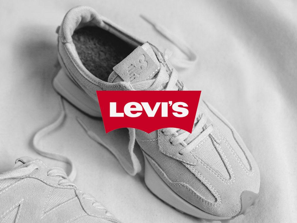 Levi's x New Balance 327