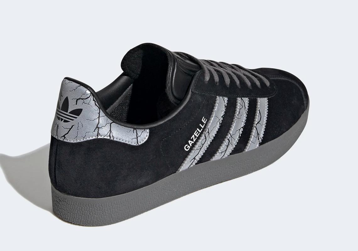 Star Wars x adidas Gazelle « Darksaber » - SELECTA BISSO