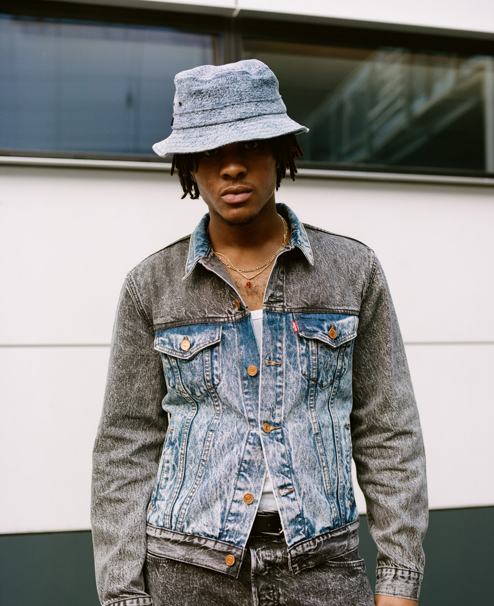 Collection Patta x Levi's Reworks