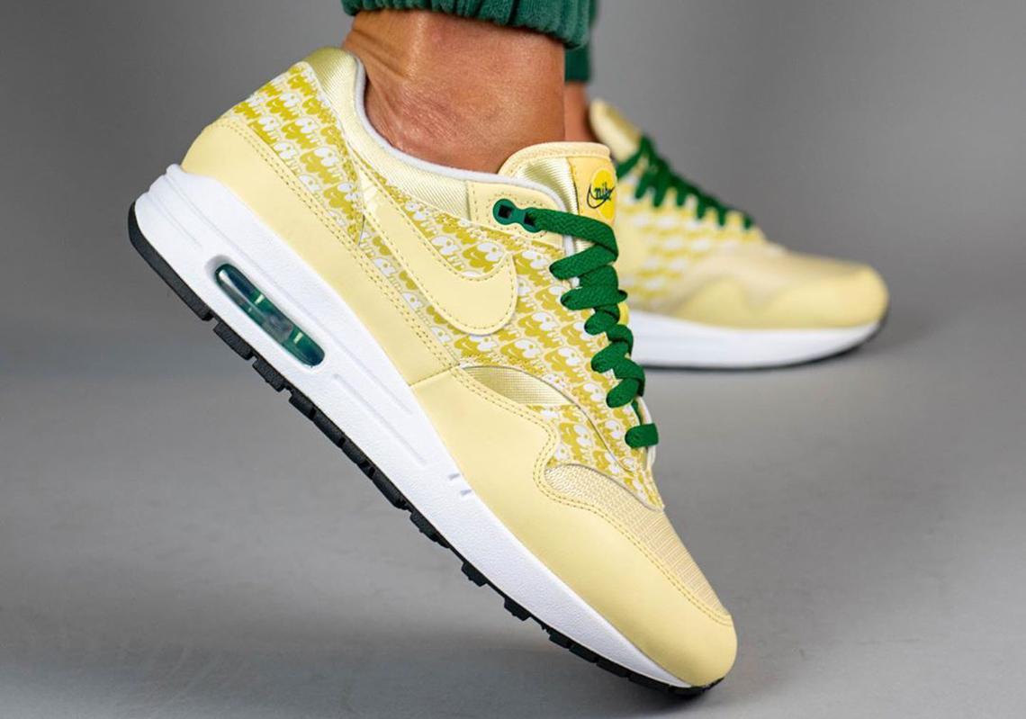 Nike Air Max 1 « Lemonade » - SELECTA BISSO