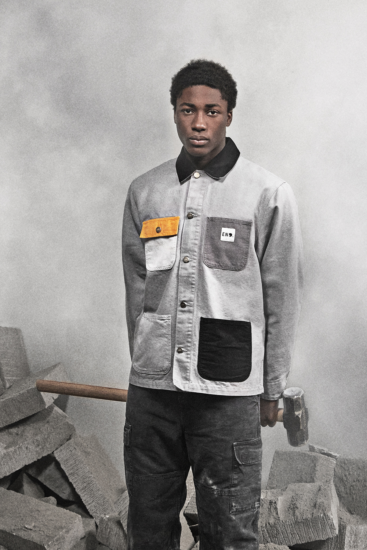 Collection END. x Carhartt WIP