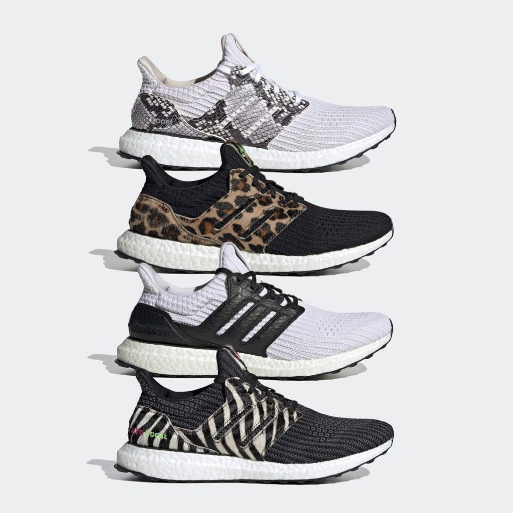 Adidas Ultra Boost « Animal Pack »