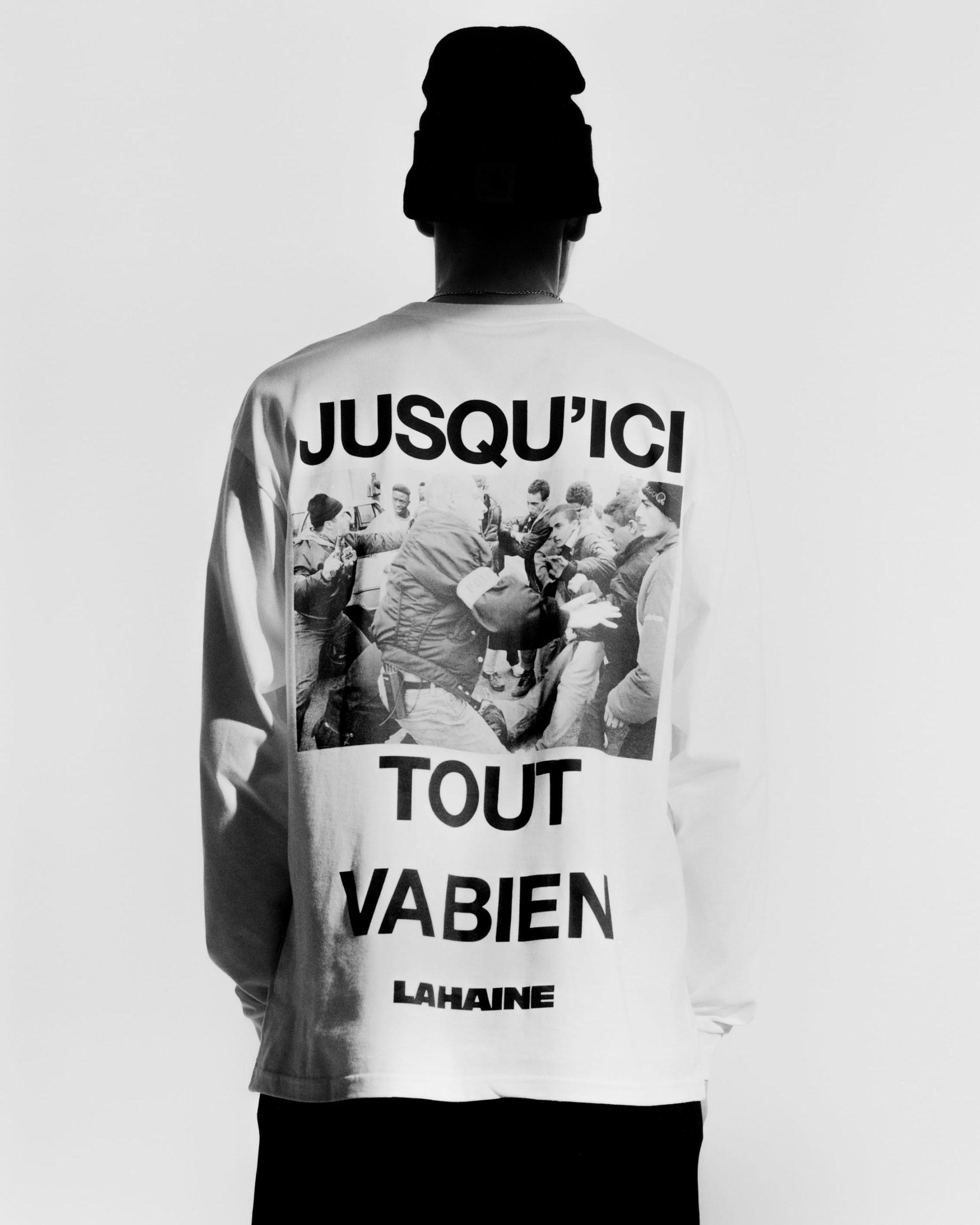 Collection La Haine x Carhartt WIP