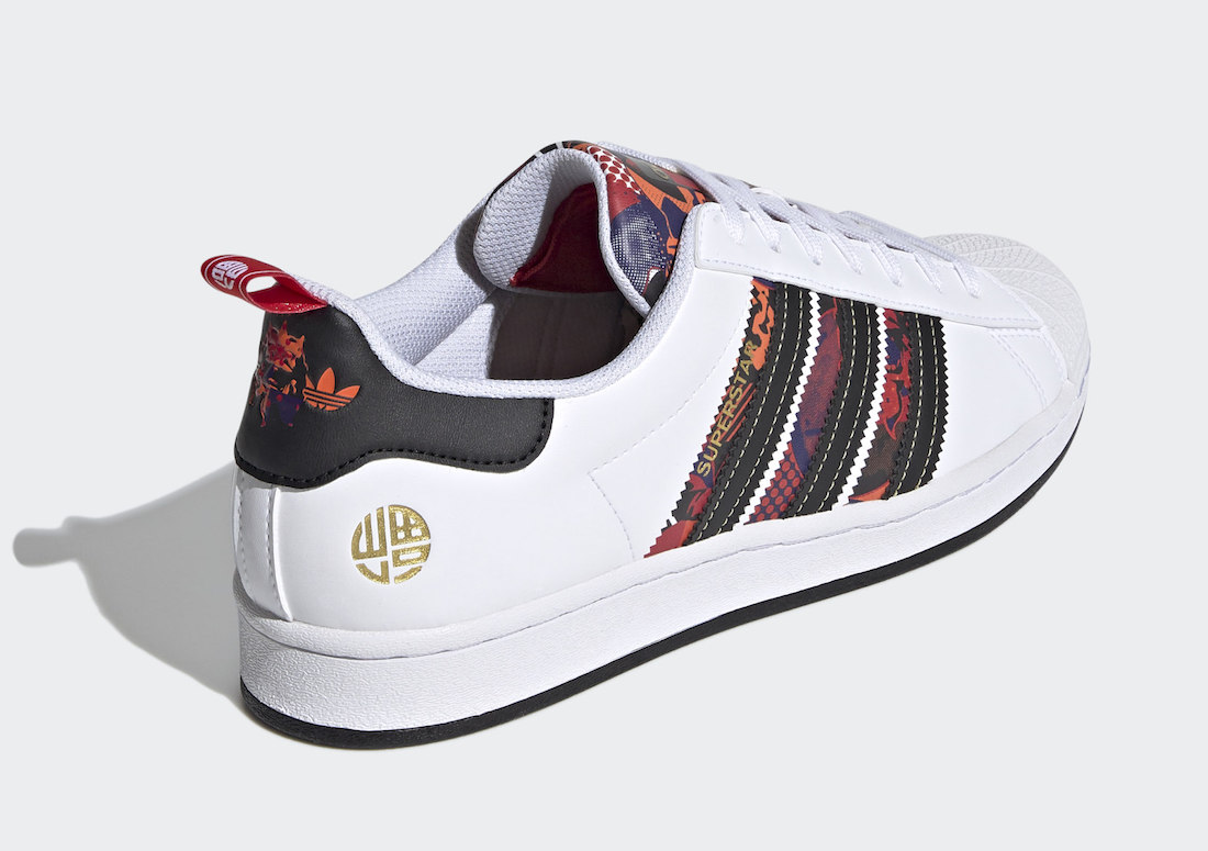 Adidas Superstar « Chinese New Year » - SELECTA BISSO