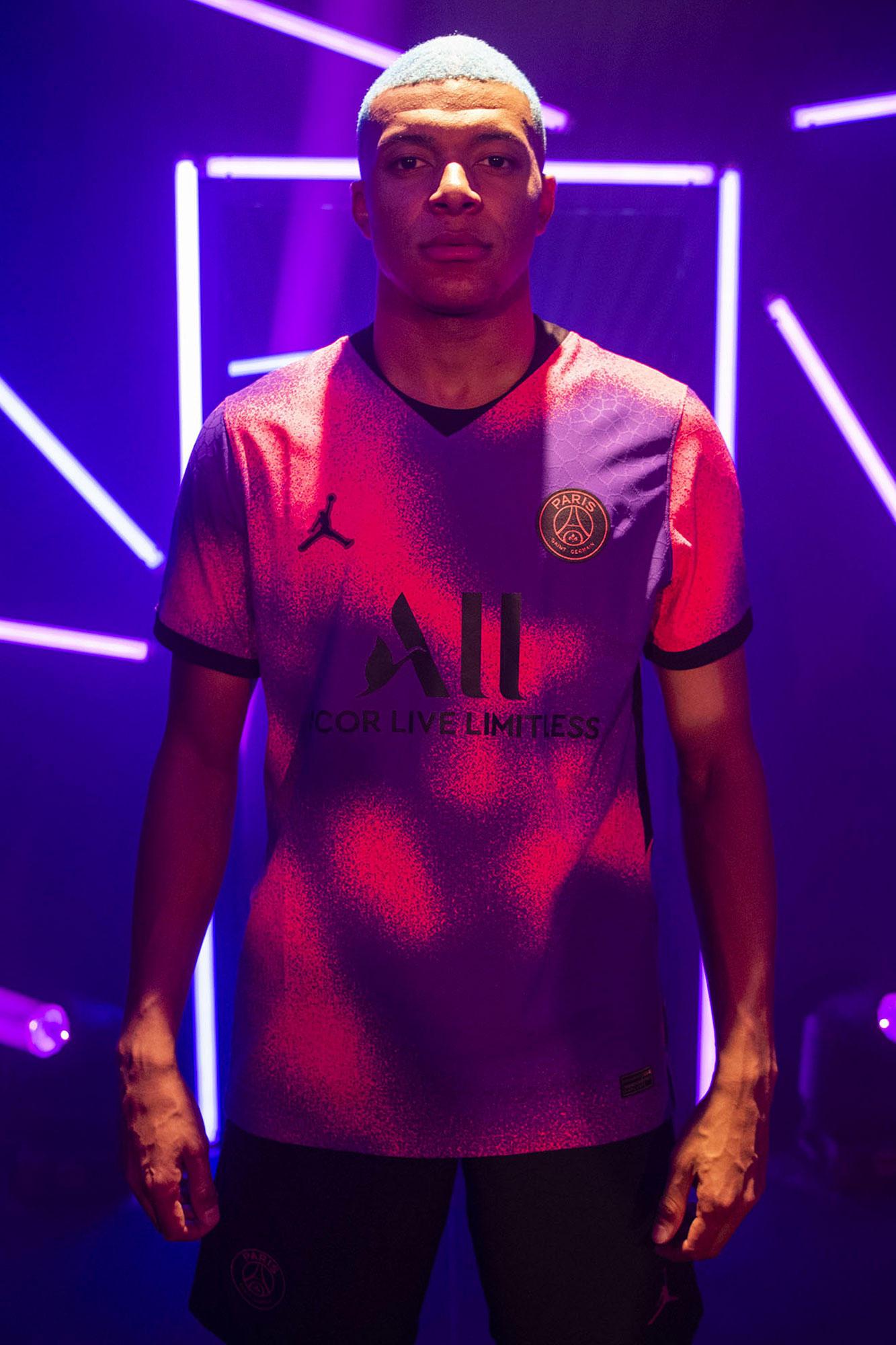 Jordan Brand x PSG 4ème kit 2020-21