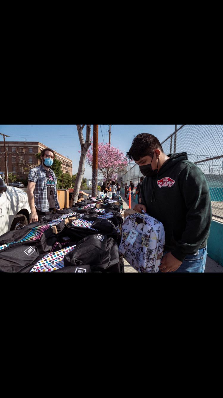 Vans x Los Angeles High School & EduCare Foundation - SELECTA BISSO