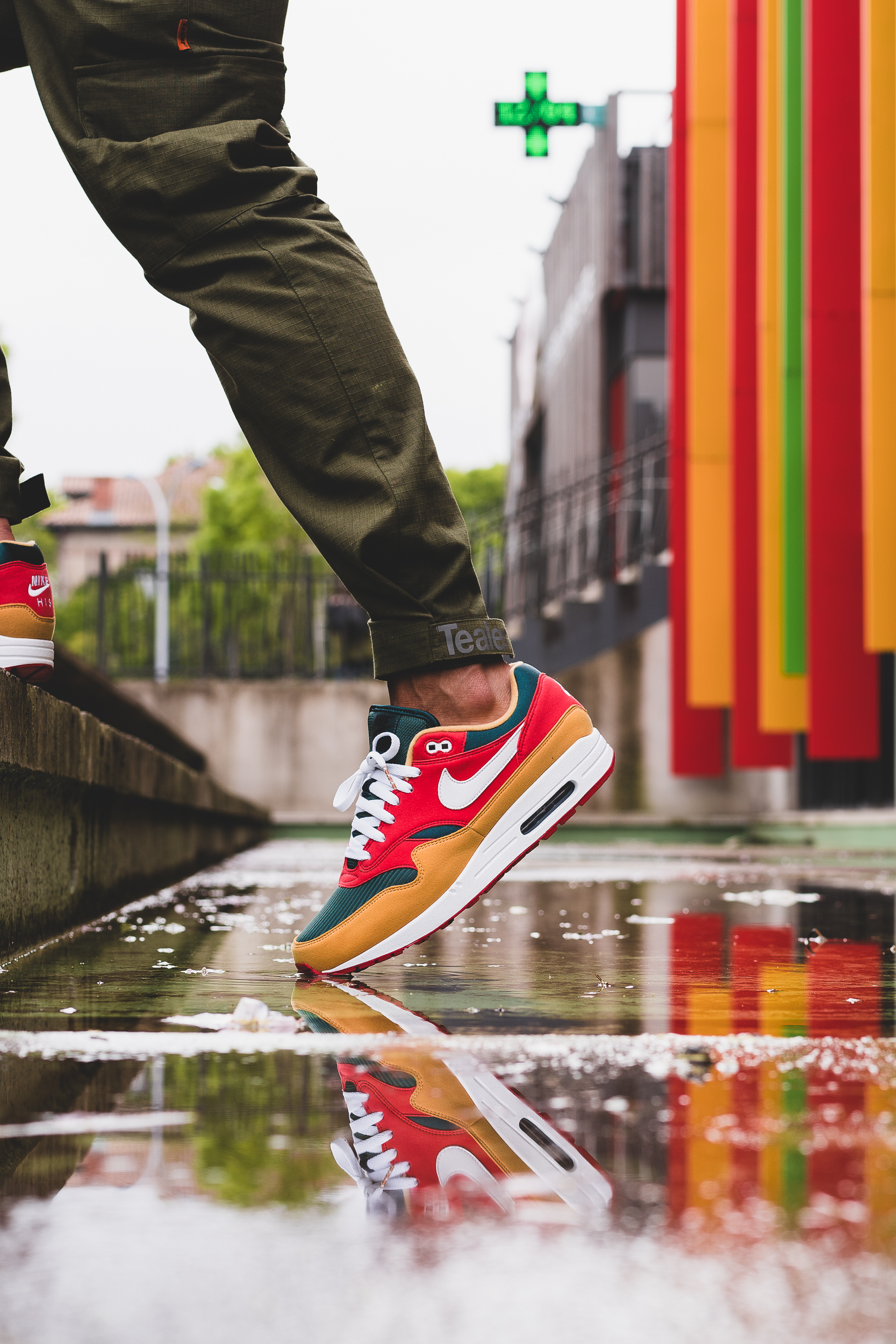 NIKE AIR MAX 1 X HERBBY X NIKE BY YOU